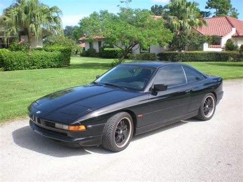 Sell Used 1995 Bmw 840ci Base Coupe 2-door 4.0l In