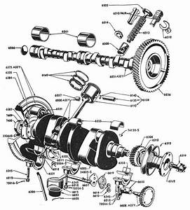Part Illustration  U0026 Identification Ford Flathead V8 60 Hp