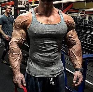 Frank Mcgrath Is The Most Vascular Bodybuilder Of All Times