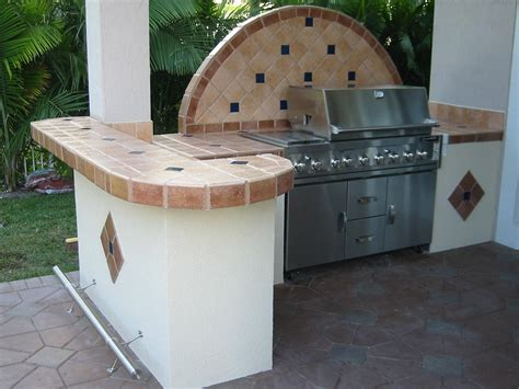 Backyard Built In Bbq by Outdoor Kitchen Design Images Grill Repair Barbeque