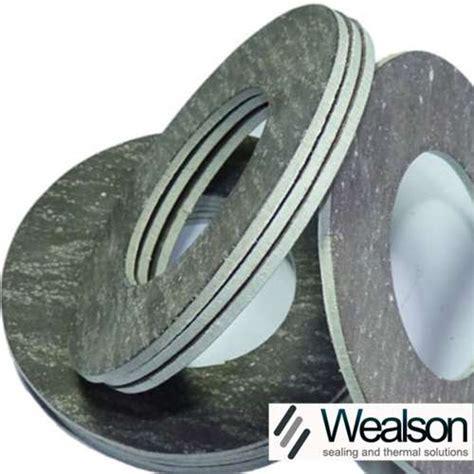 compressed asbestos fiber gasket wealson gasket packing