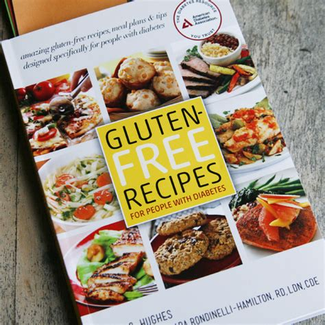 Gluten Free Diabetic Recipe Book