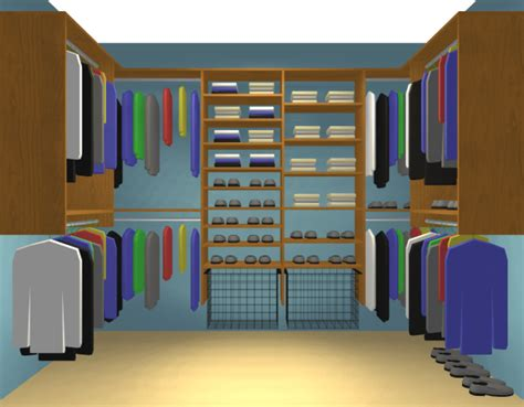 walk in closet storage ideas walk in closet rumah minimalis