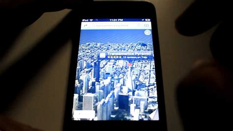 how to turn navigation on iphone how to install ios 6 3d maps turn by turn navigation on