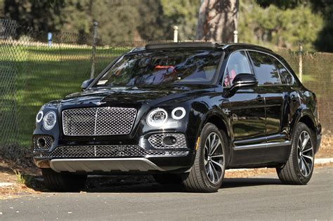 Gambar Mobil Bentley Bentayga by Bentley Bentayga Black Cars Uniq Los Angeles
