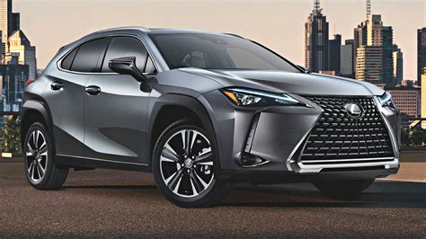 News - Lexus UX Arrives To Shake Up Crossover Scene