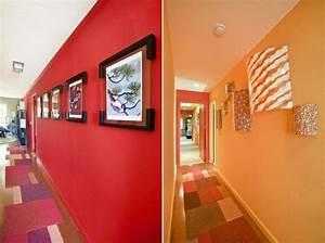 Farben Für Den Flur : 40 ideen f r kreative farbgestaltung im flur ~ Sanjose-hotels-ca.com Haus und Dekorationen
