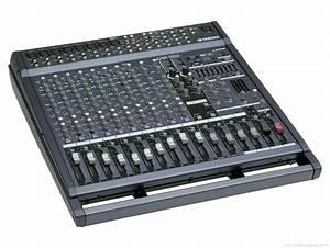 Yamaha Emx5000 - Manual - Powered Mixer