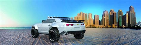 off road sports car the amazing chevrolet camaro is a muscle car with off road