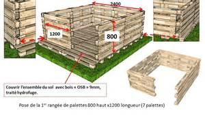 Construire Un Abris De Jardin Avec Des Palettes by Abri Jardin En Palettes Youtube