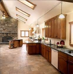 pictures of kitchen floor tiles ideas terra cotta tile kitchen decobizz com