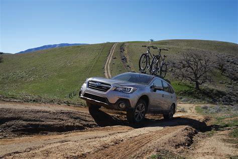 2018 Subaru Outback Facelift Gets Legacy's Upgrades Image