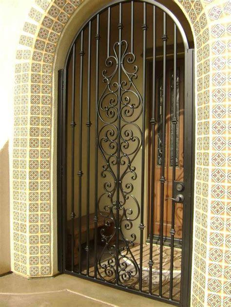 wrought iron security doors wrought iron security door studio design gallery