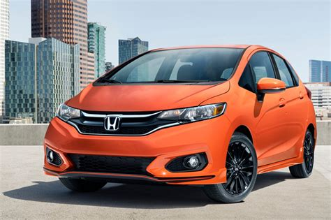 2018 Honda Fit Starts At $17,065