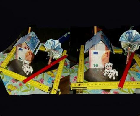 Geldgeschenk Zum Hausbau … Pinteres…