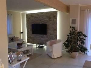 Moderne Tv Wand : wohnzimmer ideen tv wand ~ Sanjose-hotels-ca.com Haus und Dekorationen