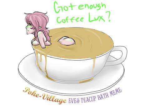 Lux Memes - lux teacup meme by neonrataurus on deviantart