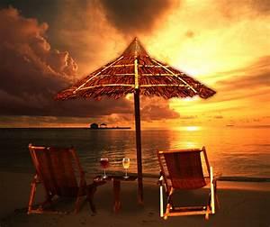 Beautiful Romantic Sunset by swestan on DeviantArt