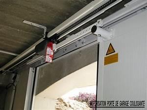 porte de garage enroulable With moteur porte de garage coulissante