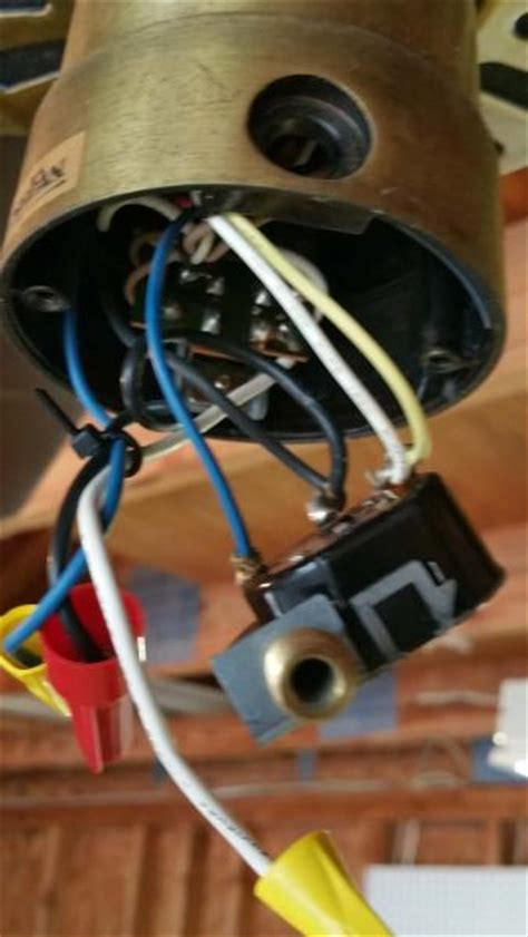 bypass ceiling fan pull switch doityourselfcom