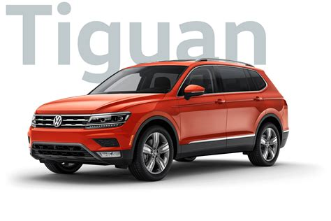 volkswagen suv 2018 vw tiguan the stylish suv volkswagen