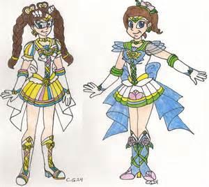 Sailor Moon Earth and Sun