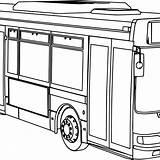 Bus Coloring Pages Morphle Cartoon Cute Printable Getdrawings Getcolorings sketch template