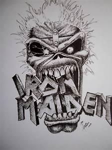 Iron Maiden by lucasvirago on DeviantArt