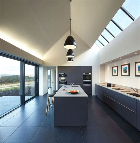 contemporary home  isle  skye  dualchas architects
