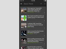 Google Releases New 'Google News & Weather' App for iOS