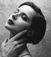 isabella rossellini quotes  david play