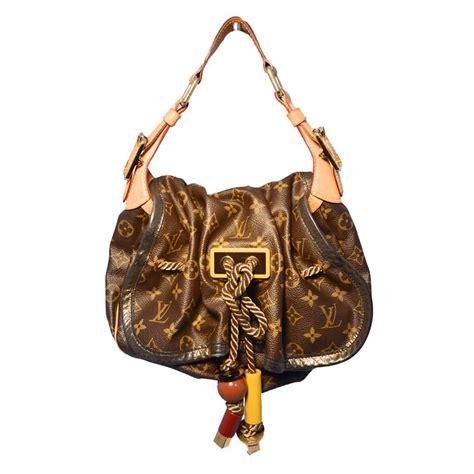 louis vuitton limited edition kalahari pm shoulder bag  stdibs