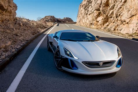 rimac adds power battery capacity  conceptone electric