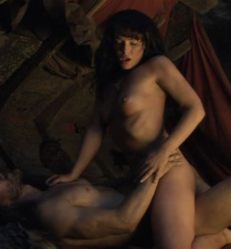 Erin Cummings Nude Sex In Spartacus Blood And Sand Free Video