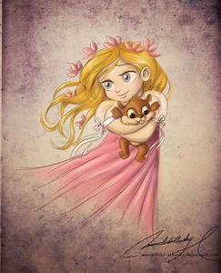 Walt Disney Characters images BABY GISELLE HD wallpaper ...