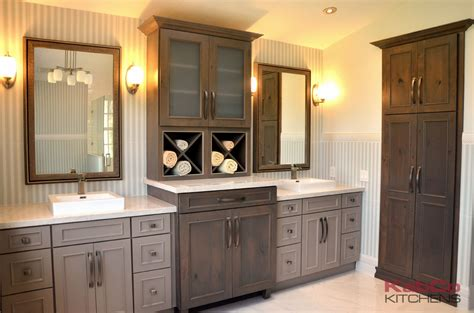 bathroom cabinets kabco kitchens