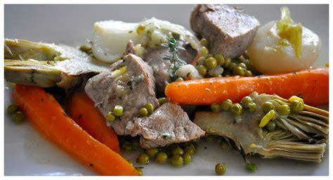 veau cuisine sauté de veau aux légumes printaniers la cuisine d