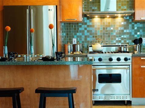Painting Kitchen Tiles: Pictures, Ideas & Tips From HGTV