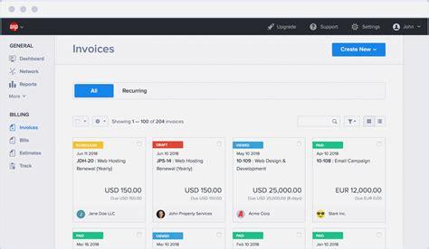 knew invoice  resume template ideas