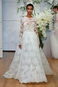 monique lhuillier spring 2018 wedding dresses weddingbells With 2018 spring wedding dresses