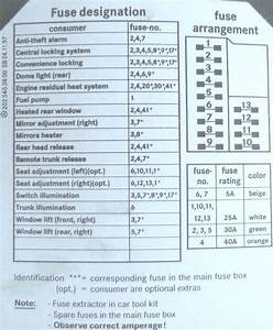 Sb 3453  Mercedes S430 Fuse Box Location Wiring Diagram