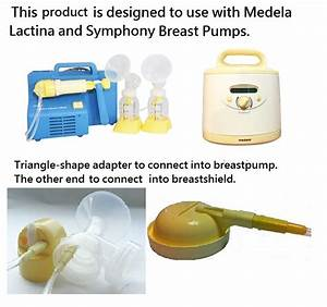 Tubing For Medela Symphony And Lactina Breastpumps Replace
