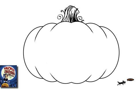 printable pumpkin outline fall thanksgiving