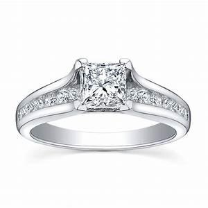 White Gold Wedding Rings For Women Wedding Inspiration