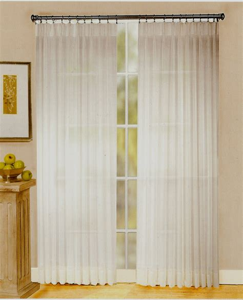 elegance sheer pinch pleat curtains by stylemaster curtains