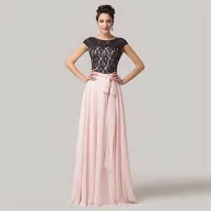 robe de mariã e avec manche dentelle nouvelle arrivée 2015 robes de soirée grâce karin dos nu longue dentelle avec manches