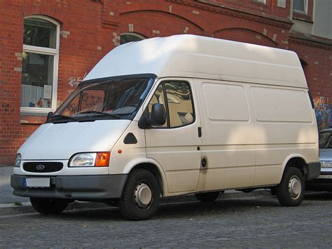 ford transit workshop owners manual