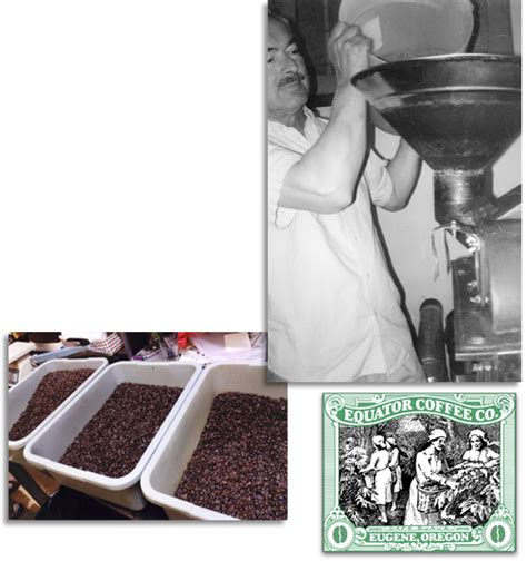 Life before oregon coffee & tea… it was a roller coaster of quality while trying out new roasters. Our Roasting Style at Equator Coffee