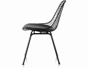 Eames U00ae Wire Chair With 4 Leg Base