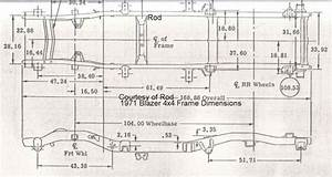 1990 Chevy Truck Frame Dimensions